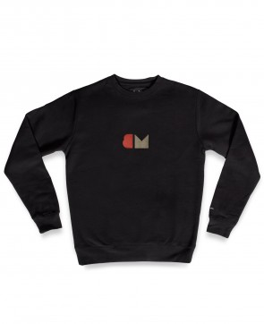 ALCHEMY CREWNECK BLACK